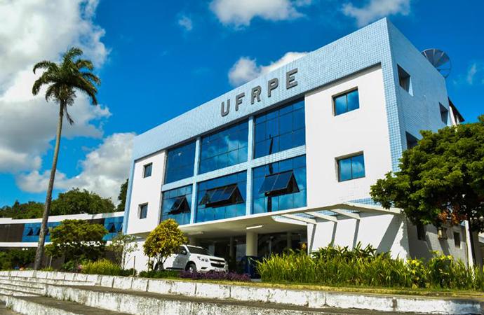 Prédio Central da UFRPE